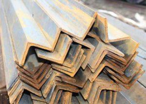 металлический уголок бу